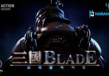 Game Mobile Grafis Dahsyat Unreal Engine 4 Berjudul Three Kingdom Blade