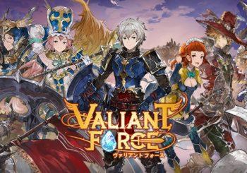 Game Valiant Force Sudah Resmi Dirilis Di Google Playstore