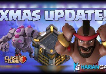 Xmas Update Clash of Clans Hadirkan Banyak Perubahan Di TH 11
