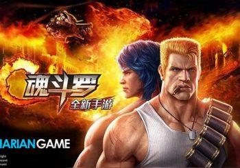 Tencent Akan Membawa Game Legendaris Contra Masuk Ke Perangkat Mobile