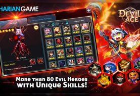 Proficient City Telah Meluncurkan Mobile RPG Terbaru Yang Berjudul Devil Age