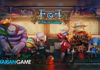 NtonicGames Meluncurkan Video Gameplay Game Mobile Terbarunya Yang Berjudul Fable of Fantasy