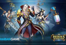 Inilah Heroes Evolved Game MOBA Terbaru R2Games Untuk Perangkat Mobile