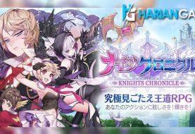 Netmarble Membuka Pre-Register Untuk Game Terbarunya Yang Berjudul Knights Chronicle