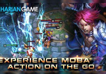 Inilah Empat Game Mobile Multiplayer MOBA Terbaru 2016