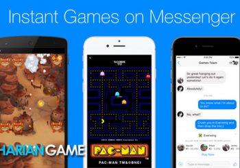 Main Game Klasik Di Facebook Messenger Tanpa Download Aplikasi Tambahan