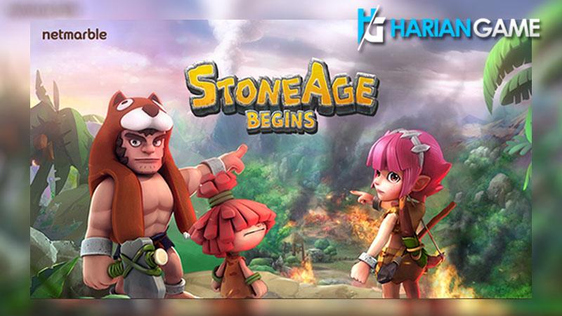 Berpetualang di Area Adventure Baru Bersama Stone Age Begins