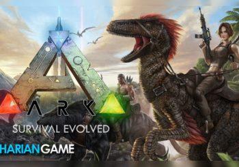 Akhirnya ARK: Survival Evolved Telah Rilis Di PS4 Setelah Sukses Di Pc