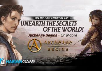 Gamevil Buka Tahap Pra-registrasi untuk Game Mobile ArcheAge Begins