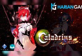 Game Scrolling Shooter Dengan Unsur Ecchi Berjudul Caladrius Blaze Akan Dirilis Untuk PC