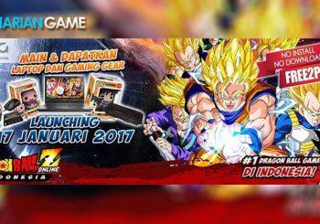 Bersiaplah Untuk Bergabung Dengan Dragon Ball Z Online Indonesia Besok