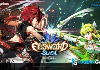 Mobile Game Elsword Slash Akhirnya Sudah Diluncurkan Oleh Nexon