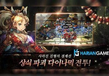 Inilah Final Blade Game Mobile 2D Rasa JRPG Yang Mulai Masuki CBT di Korea