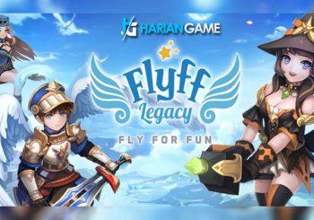 Karakter Baru yang Lucu Hadir dalam Flyff Legacy