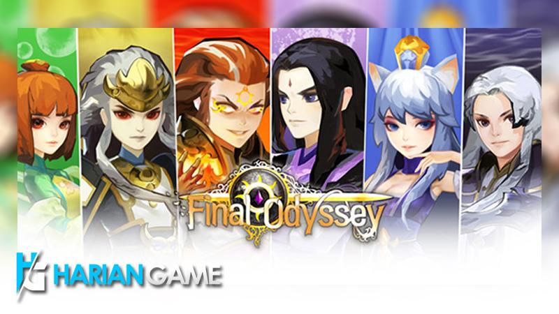 Akhirnya Final Odyssey Telah Rilis Fi Google Play Dan App Store