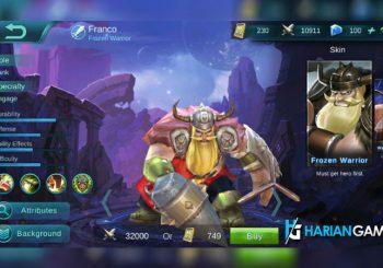 Guide Hero Franco Mobile Legends