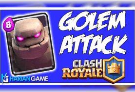 Inilah Combo Clash Royale Deck Golem Dan Prince