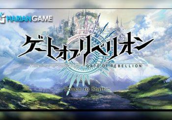 Gate of Rebellion Game Mobile MMORPG Kini Sudah Dibuka Untuk Pre-register