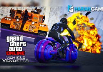 Rockstar Hadirkan Update Motor dan Kendaraan Vendetta Mode untuk GTA Online