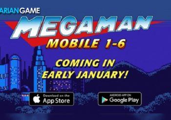 Capcom Telah Membuka Masa Pra-Registrasi Untuk Mega Man Mobile
