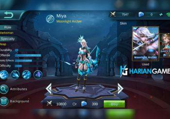 Guide Hero Miya Mobile Legends