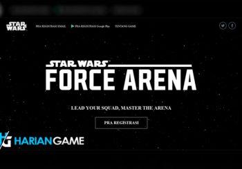 Star Wars: Force Arena Telah Membuka Pra-Registrasi
