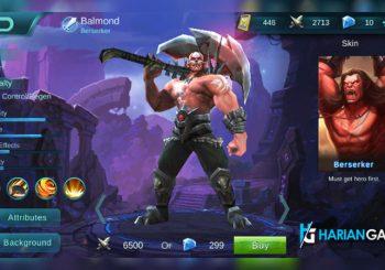 Guide Hero Balmond Mobile Legends