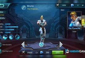 Guide Hero Bruno Mobile Legends