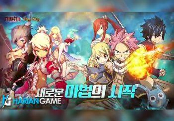 Konsep Baru Dragonica Menggabungkan Fairy Tail Di Dragonica Mobile Fairy Tail Edition