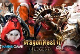 Inilah Penampilan Gameplay Dragon Nest 2: Legend Server Korea Saat CBT