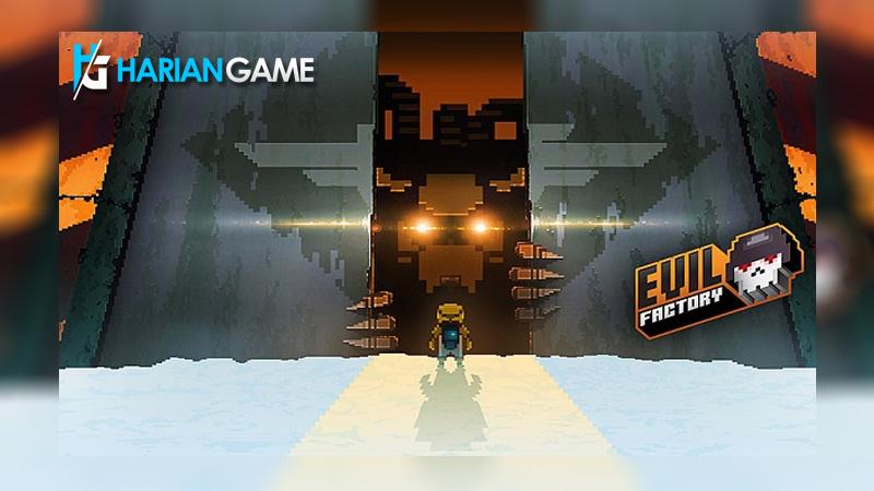 Inilah Evil Factory Game Retro Klasik Dari Nexon Yang Baru Saja Dirilis