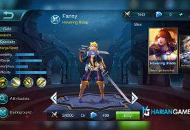 Guide Hero Fanny Mobile Legends