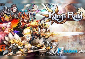 Daftar Pre Register King's Raid Dan Dapatkan Hadiah Senilai USD 40.00