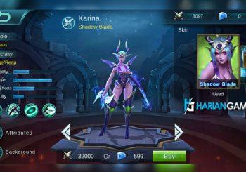 Guide Hero Karina Mobile Legends