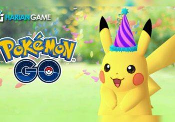 Yuk Tangkap Pikachu Bertopi Pesta Pada Event Pokemon Day Di Pokemon Go