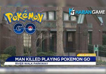 Seorang Kakek Berumur 60 Tahun Ditembak Mati Penjaga Keamanan Saat Bermain Pokemon Go