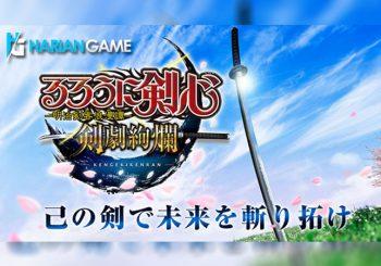 Samurai X Dikabarkan Akan Segera Hadir Dalam Versi Game Mobile