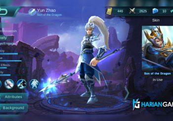 Guide Hero Yun Zhao Mobile Legends