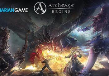 ArcheAge Begins Kini Sudah Memulai Tahap Closed Beta