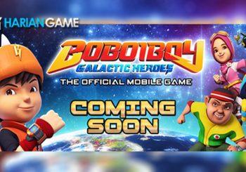Game Mobile BoBoiBoy: Galaxtic Heroes Resmi Dihadirkan 8elements
