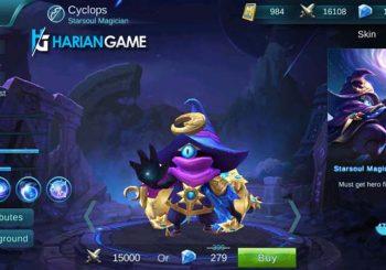 Cyclop Hero Yang Baru Dihadirkan Mobile Legend