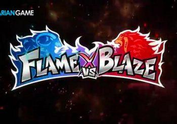 Inilah Penampilan Trailer Perdana Game Mobile MOBA Flame vs Blaze Dari Square Enix