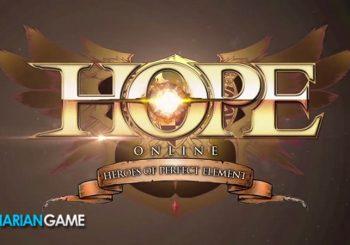 Inilah Penampilan Hope Online Yang Akan Segera Dirilis