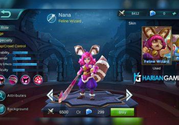 Guide Hero Nana Mobile Legends