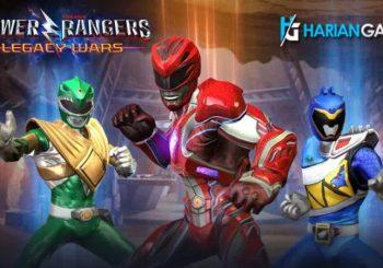 Kini Power Rangers: Legacy Wars Sudah Bisa Kamu Mainkan
