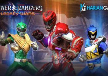 Tips & Trik Bermain Power Rangers: Legacy Wars