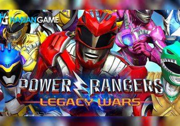 Power Rangers: Legacy Wars Akan Segera Hadir Untuk Versi Global