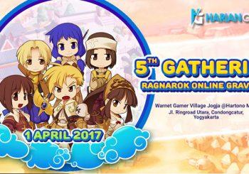 Gravindo Akan Melangsungkan Gathering ke-5 Ragnarok Online Di Yogyakarta