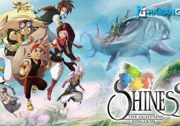 Game RPG Berjudul Shiness: The Lightning Kingdom Telah Selesai Dibuat