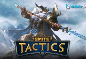 Smite Tactics Perpaduan Game TCG Dan Turn Based Strategi Yang Memasuki Beta Test